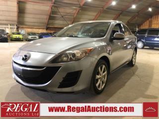 Used 2010 Mazda MAZDA3 4D Sedan for sale in Calgary, AB