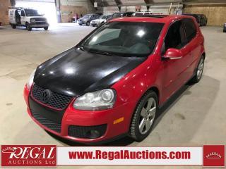 Used 2009 Volkswagen GTI 2D Hatchback for sale in Calgary, AB