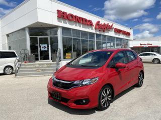 Used 2019 Honda Fit EX | SUNROOF | HONDA SENSING | for sale in Winnipeg, MB
