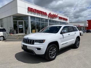 Used 2017 Jeep Grand Cherokee Limited | SUNROOF | NAVI for sale in Winnipeg, MB