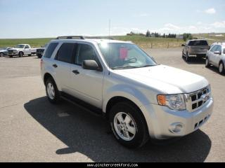 Used 2010 Ford Escape XLT for sale in Pincher Creek, AB
