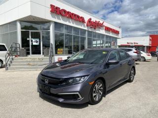 Used 2019 Honda Civic EX SUNROOF | APPLE CARPLAY for sale in Winnipeg, MB