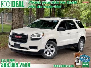 Used 2014 GMC Acadia SLE for sale in Warman, SK
