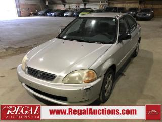 Used 1998 Honda Civic EX 4D Sedan for sale in Calgary, AB