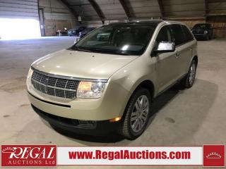 Used 2010 Lincoln MKX 4D Utility AWD for sale in Calgary, AB