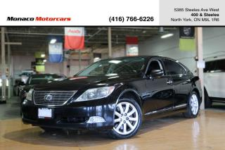 Used 2009 Lexus LS 460 LWB AWD - LEATHER|NAVI|BACKUP|MARK&LEVINSION for sale in North York, ON