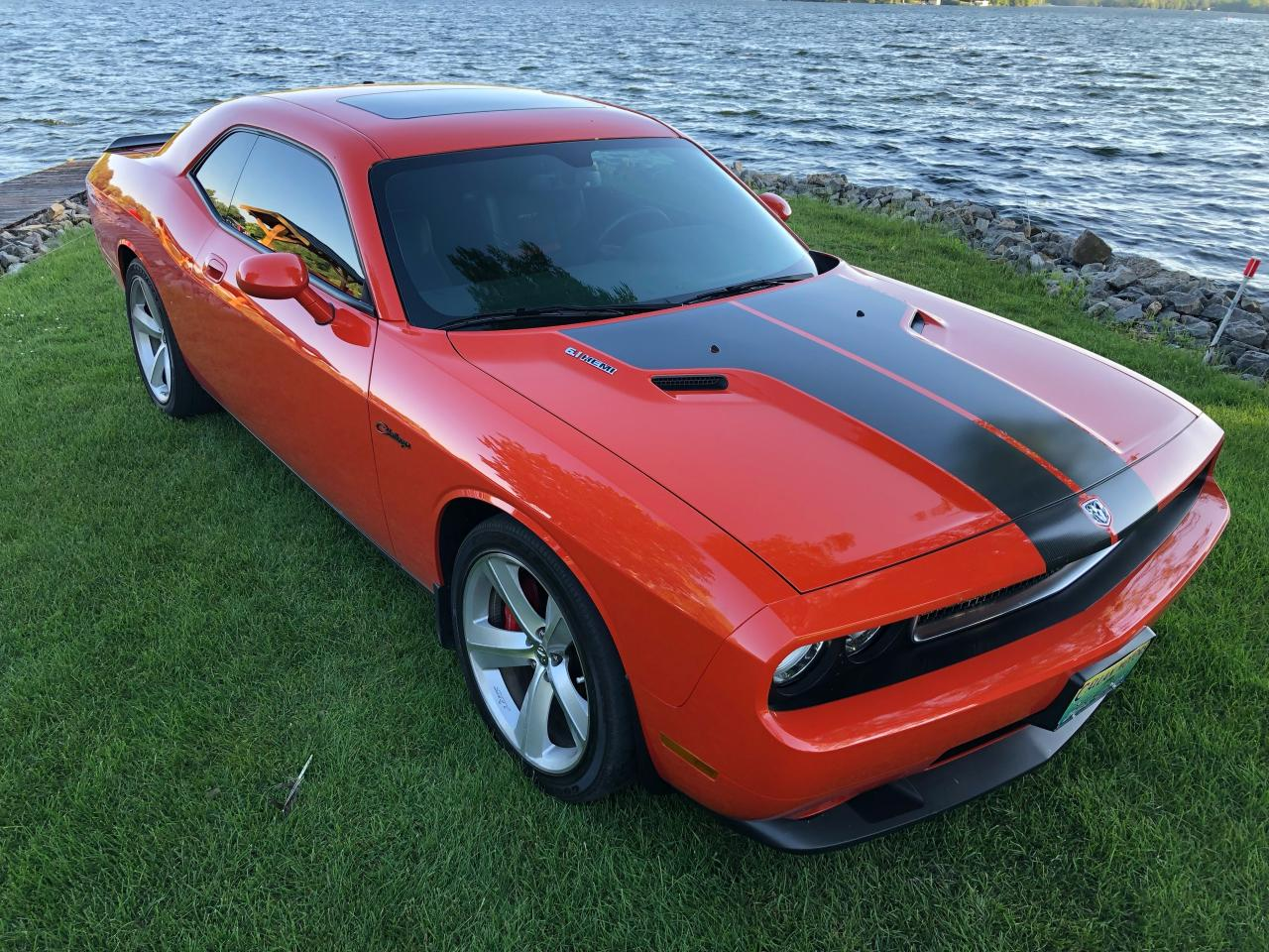 2008 Dodge Challenger SRT8 With Only 17300 km First Edition model