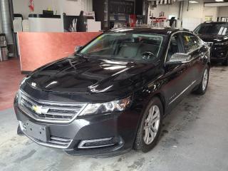 Used 2014 Chevrolet Impala LTZ for sale in Winnipeg, MB