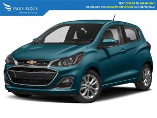 New 2021 Chevrolet Spark 2LT CVT for sale in Coquitlam, BC