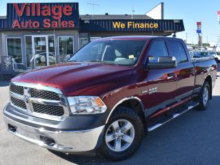 Used 2017 RAM 1500 ST CRUISE CONTROL! A/C! BACK UP CAMERA! for sale in Saskatoon, SK