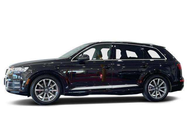 2017 Audi Q7 3.0T Technik
