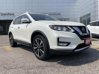 Used 2018 Nissan Rogue SL OME OWNER ACCIDENT FREE TRADE, ONLY 50793 KMS for sale in Toronto, ON