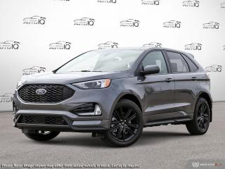 New 2021 Ford Edge ST Line for sale in Kitchener, ON