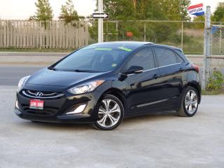 Used 2013 Hyundai Elantra GT SE,TECH PKG,BACK-CAMERA,NAVIGATION,LEATHER,CERTIFI for sale in Mississauga, ON