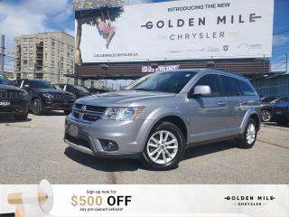 Used 2018 Dodge Journey SXT for sale in North York, ON