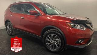 Used 2016 Nissan Rogue AWD SL *NAVIGATION - 360 CAMERA - PANORAMIC ROOF* for sale in Winnipeg, MB