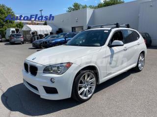 Used 2014 BMW X1 M-SPORT-PKG *PREMIUM *TOIT-PANO-ROOF for sale in Saint-Hubert, QC