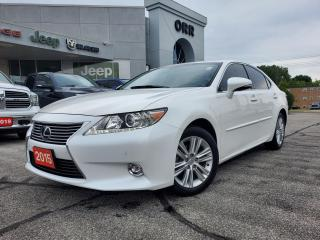 Used 2015 Lexus ES 350 Base for sale in Sarnia, ON