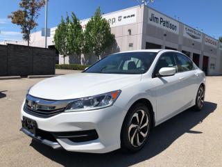 Used 2017 Honda Accord Sedan LX for sale in Surrey, BC