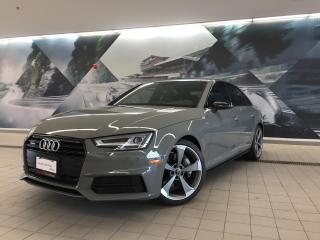 Used 2018 Audi A4 2.0T Technik + S-Line | Rear Cam | Pano Roof for sale in Whitby, ON