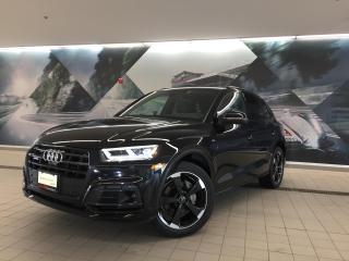 Used 2019 Audi Q5 45 Technik + Black Pkg | Nav | Pano Roof for sale in Whitby, ON