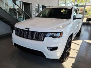 Used 2021 Jeep Grand Cherokee Altitude 4x4 (NEW) for sale in Richmond Hill, ON