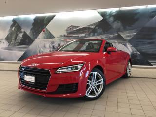 Used 2017 Audi TT 2.0T Roadster + Nav | Xenons | Rear Cam for sale in Whitby, ON