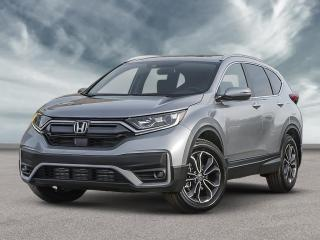New 2021 Honda CR-V EX-L AWD for sale in Amherst, NS