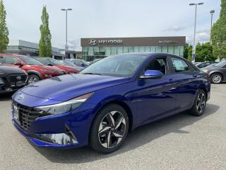 New 2021 Hyundai Elantra Ultimate for sale in Port Coquitlam, BC