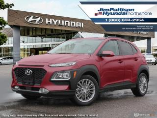 New 2021 Hyundai KONA 2.0L Luxury for sale in North Vancouver, BC