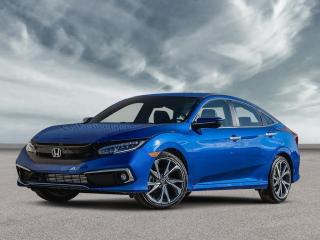 New 2021 Honda Civic Sedan Touring CVT for sale in Amherst, NS
