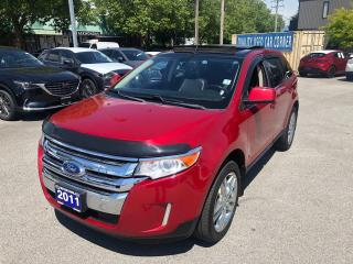 Used 2011 Ford Edge Limited 4D Utility AWD for sale in Burnaby, BC