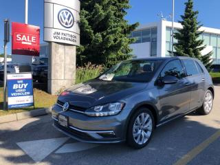 New 2021 Volkswagen Golf Highline for sale in Surrey, BC