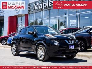 Used 2017 Nissan Juke SV AWD Bluetooth Backup Camera Heated Seats for sale in Maple, ON