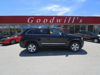 Used 2013 Jeep Grand Cherokee CLEAN CARFAX! NAV! for sale in Aylmer, ON