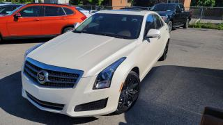 Used 2013 Cadillac ATS 2.0L Turbo Luxury for sale in Roxboro, QC