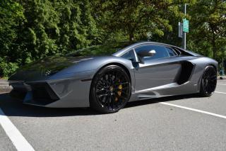 Used 2014 Lamborghini Aventador LP700-4 COUPE for sale in Vancouver, BC