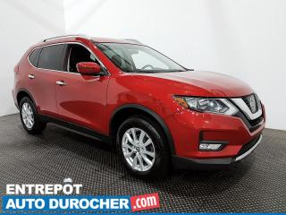 Used 2017 Nissan Rogue SV - AWD - Navigation - Toit Ouvrant- Climatiseur for sale in Laval, QC