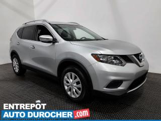 Used 2016 Nissan Rogue S - Bluetooth - Caméra de Recul - Climatiseur for sale in Laval, QC
