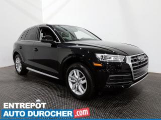 Used 2018 Audi Q5 Komfort - AWD - Bluetooth - Climatiseur - Cuir for sale in Laval, QC