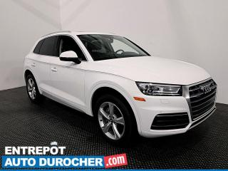 Used 2018 Audi Q5 Progressiv-AWD-Navigation-Toit Panoramique-Cuir for sale in Laval, QC