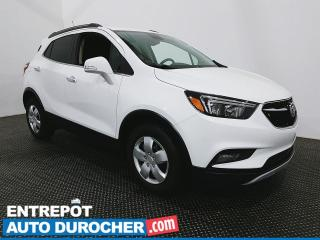 Used 2017 Buick Encore Sport Touring - Apple/Android - Navigation - Cuir for sale in Laval, QC