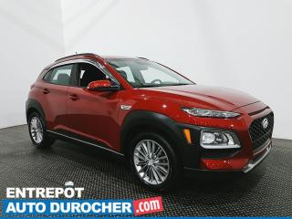 Used 2020 Hyundai KONA Preferred-Apple/Android-Bluetooth-Caméra de Recul for sale in Laval, QC