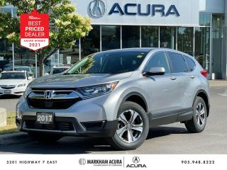 Used 2017 Honda CR-V LX AWD for sale in Markham, ON
