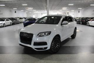 Used 2015 Audi Q7 QUATTRO VORSPRUNG EDITION I NAVIGATION I PANOROOF I REAR CAM for sale in Mississauga, ON
