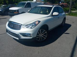 Used 2016 Infiniti QX50 AWD 4dr Journey for sale in Toronto, ON