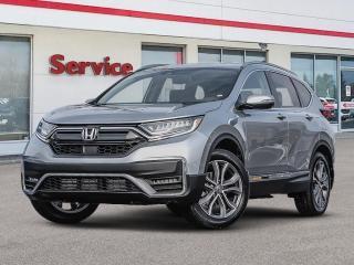 New 2021 Honda CR-V Touring 4WD for sale in Brandon, MB