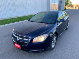 Used 2008 Chevrolet Malibu 4DR SDN 1LT for sale in Mississauga, ON