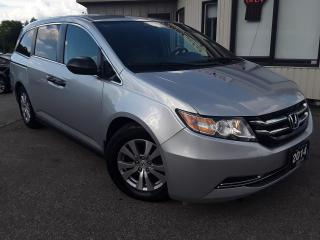 Used 2014 Honda Odyssey SE - BACK-UP CAM! BLUETOOTH! 8 PASS! for sale in Kitchener, ON