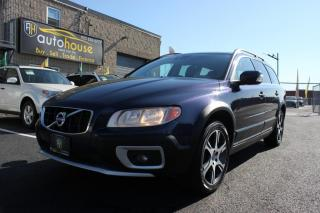 Used 2012 Volvo XC70 AWD/T6/TOW PACKAGE/SUNROOF/LEATHER INTERIOR/CRUISE CONTROL for sale in Newmarket, ON